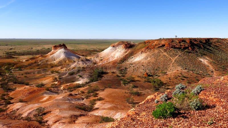 脱离,南澳大利亚 免版税图库摄影
