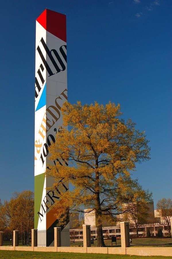 腓力普莫妮斯总部设ni里士满弗吉尼亚 免版税图库摄影