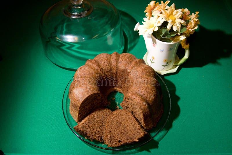 腹网蛋糕3 库存照片