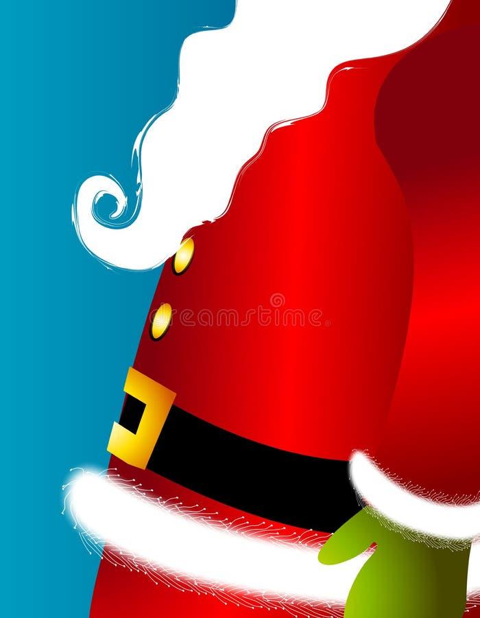 Download 腹部大克劳斯配置文件圣诞老人诉讼 库存例证. 插画 包括有 图象, 艺术, 克劳斯, 红色, 诉讼, 圣诞老人 - 3655758