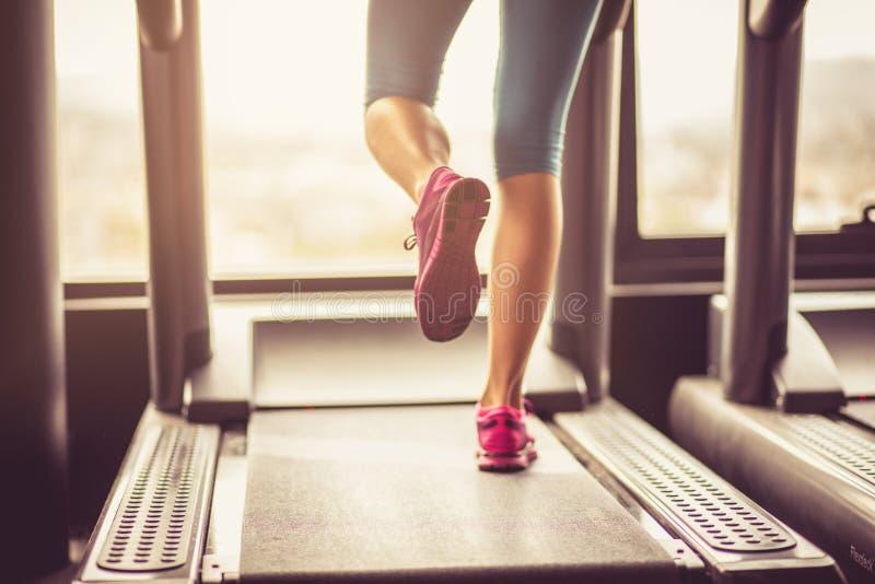 腿的锻炼 免版税库存图片