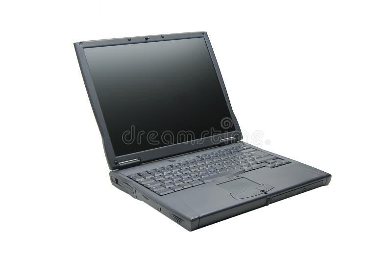 膝上型计算机个人计算机 免版税库存照片