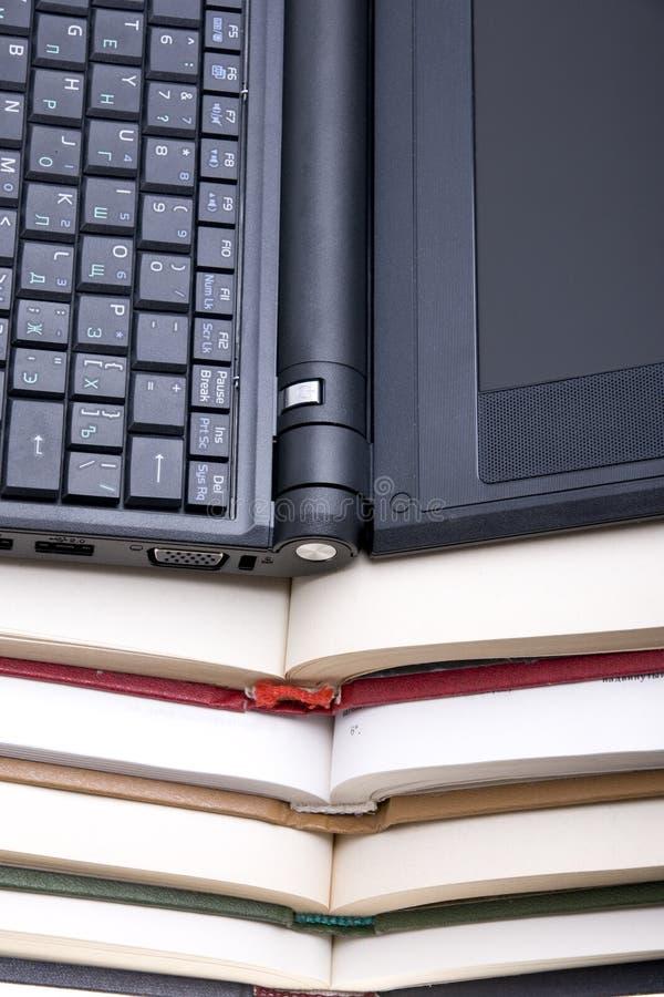 膝上型计算机 免版税库存照片
