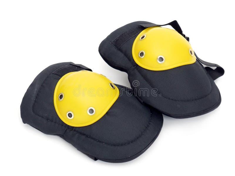 膝盖保护者 免版税图库摄影