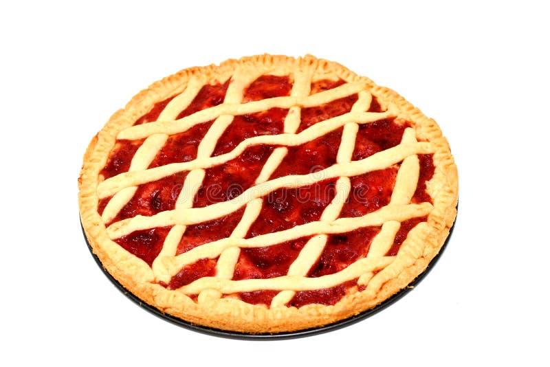 自创饼 免版税库存图片