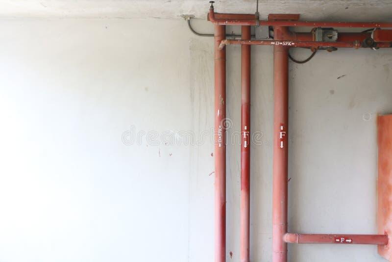 自动洒水装置 免版税库存照片