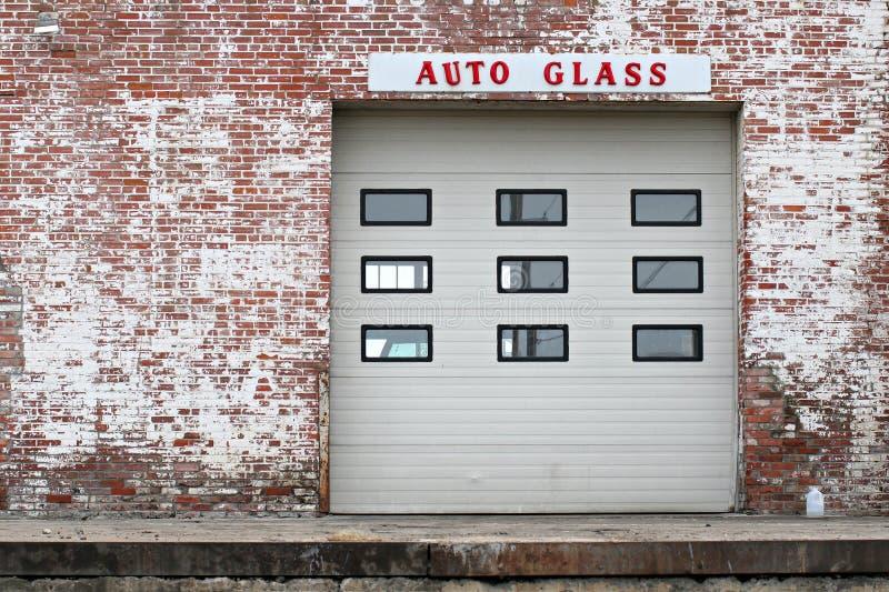 自动玻璃 免版税库存照片