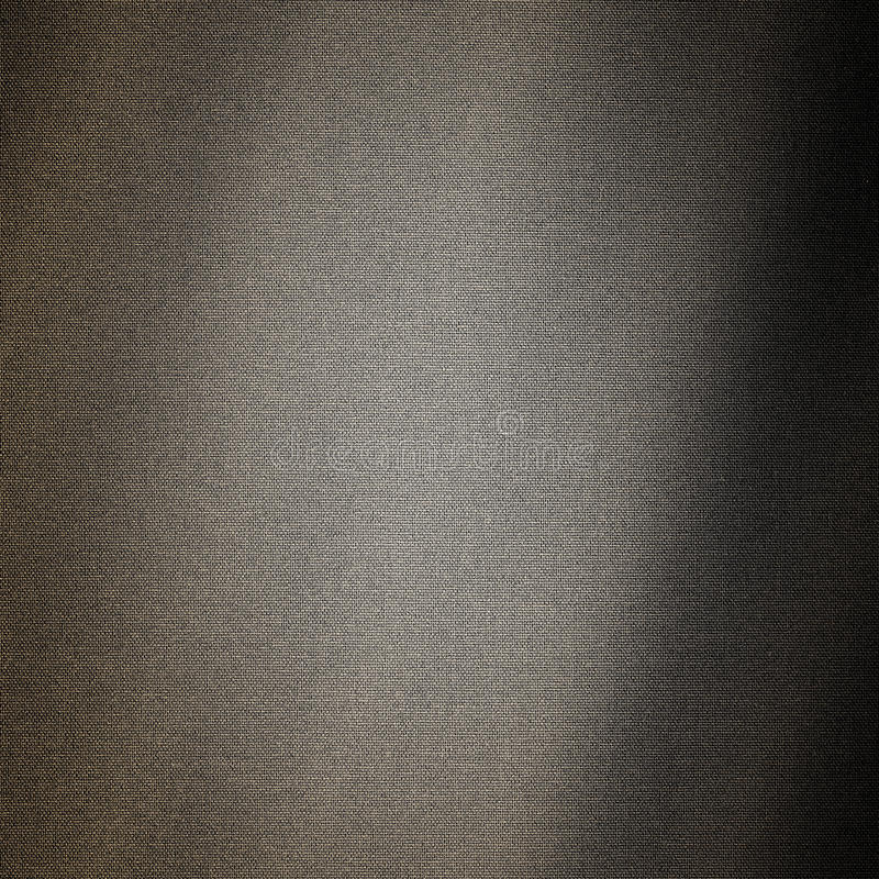 自然亚麻帆布背景 免版税库存照片