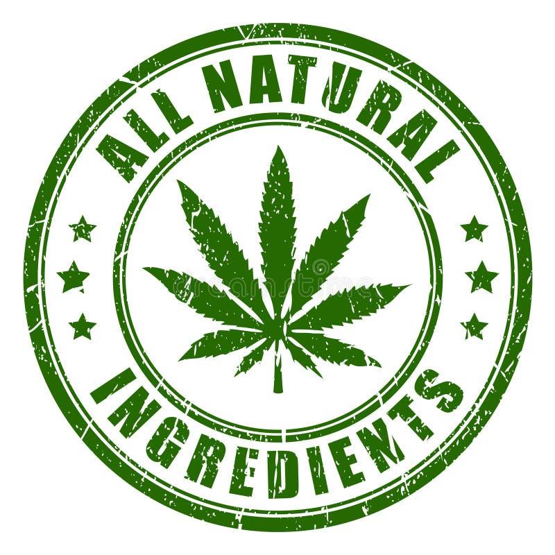 自然大麻不加考虑表赞同的人 皇族释放例证