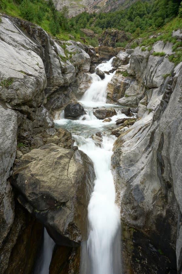 自然山 免版税库存照片