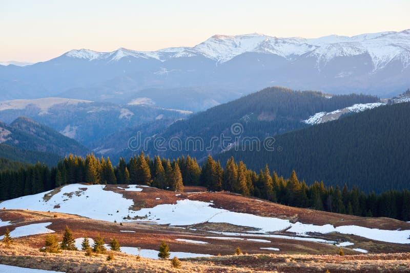 自然惊人的风景  免版税图库摄影