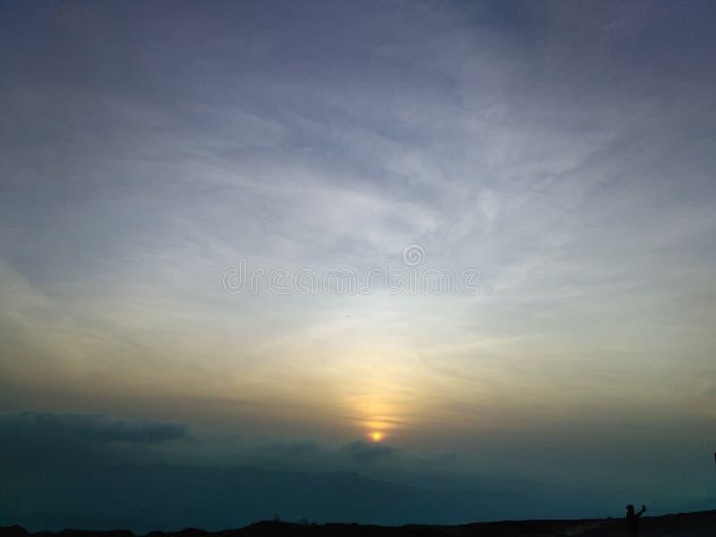 自然摄影浦那,马哈拉施特拉印度 库存照片