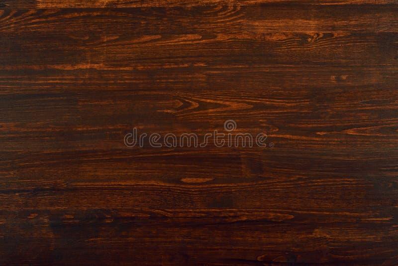 自然木头照片背景或纹理的,深红颜色 免版税库存照片