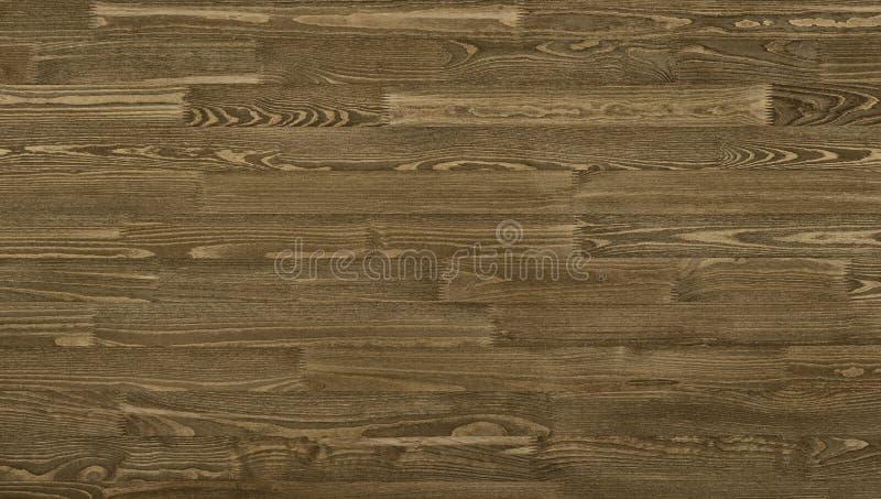自然木头照片背景或纹理的,黑褐色颜色 图库摄影