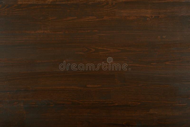 自然木头照片背景或纹理的,黑褐色颜色 库存图片