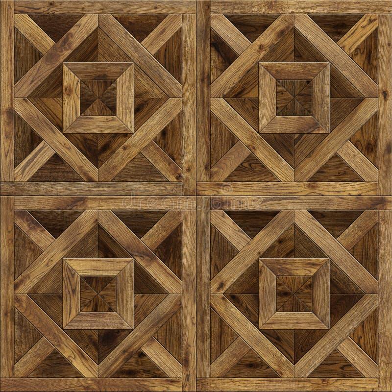 自然木背景,难看的东西木条地板地板设计无缝的纹理 免版税图库摄影