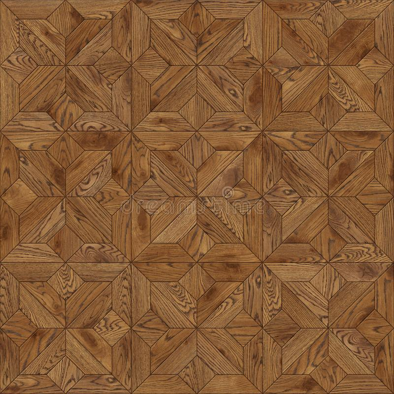 自然木背景,难看的东西木条地板,难倒设计无缝的纹理 免版税库存图片