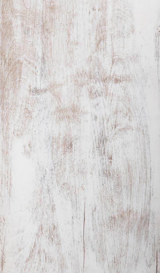 自然木头破旧的白色背景  图库摄影