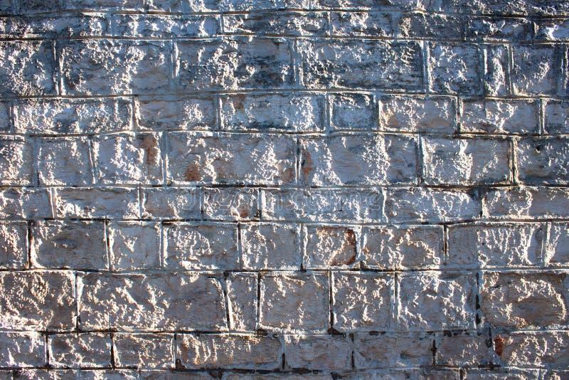 自然灰色石头背景  图库摄影