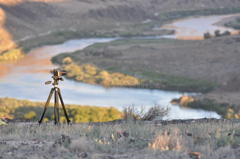 自然照相机 图库摄影