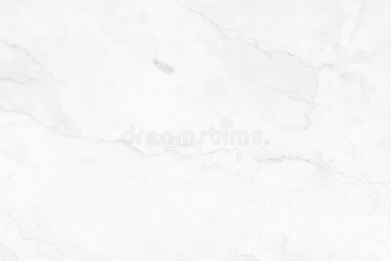 自然白色大理石背景 库存图片
