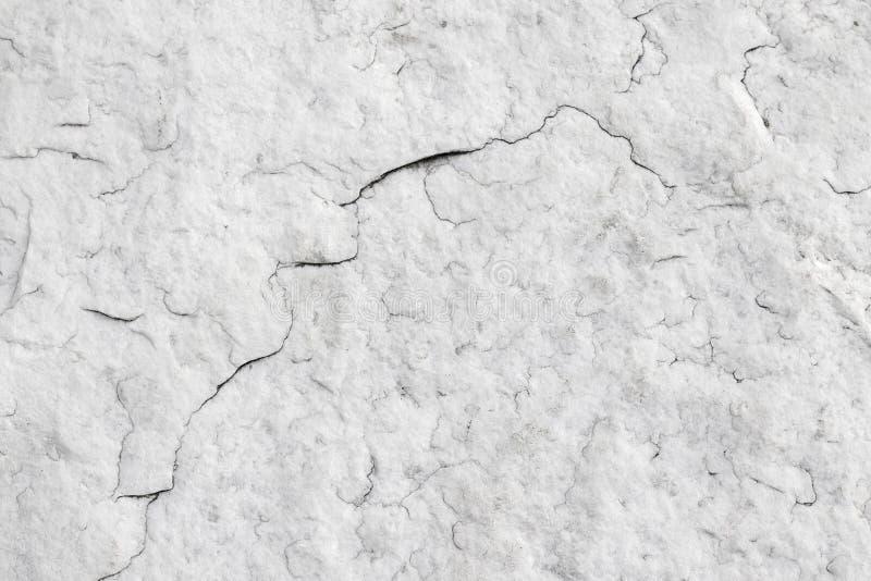 自然白色花岗岩石头纹理与镇压的 自然石灰色背景  与小的纹理 库存图片