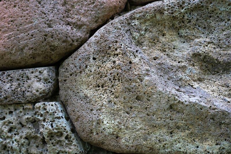 自然石头抽象背景纹理照片  库存图片