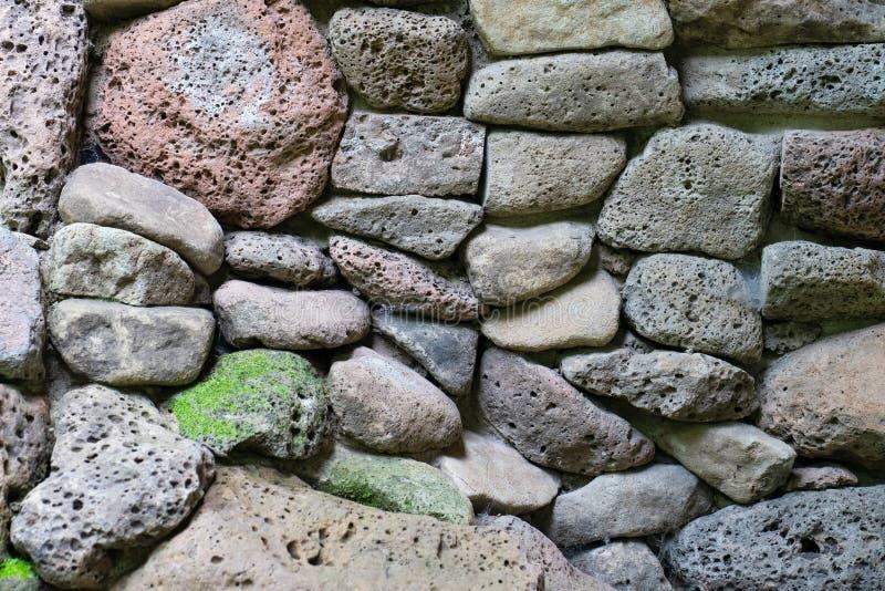 自然石头抽象背景纹理照片  免版税库存图片