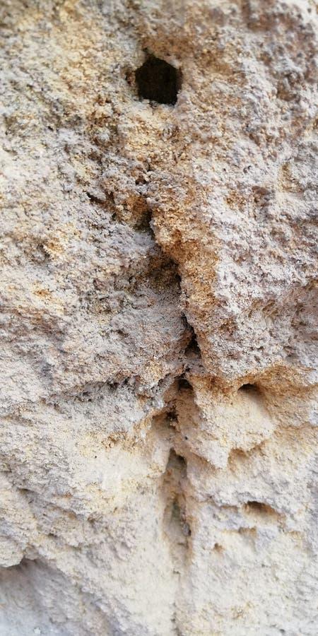 自然石头纹理  库存照片
