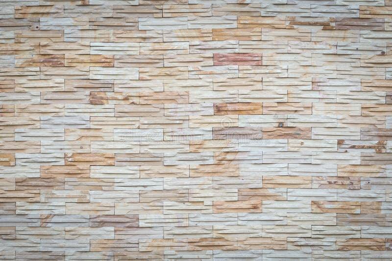 自然砂岩墙壁 库存照片