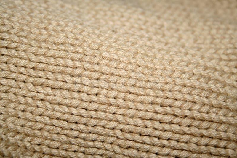 自然纺织品 图库摄影