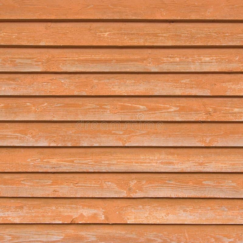 自然老木篱芭板条,木接近的委员会纹理,重叠的轻的红棕色closeboard赤土陶器背景 库存照片