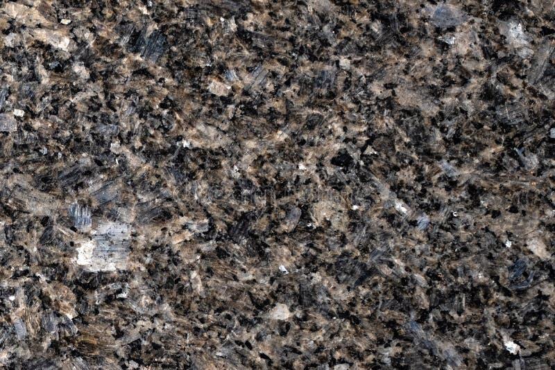 自然花岗岩石头 免版税库存照片