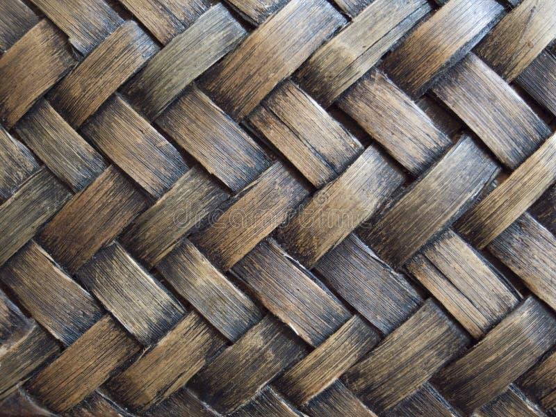 自然藤条纹理 库存图片