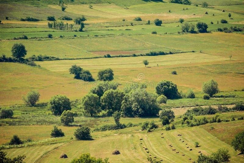 自然领域风景 库存照片