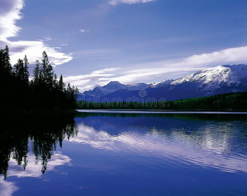 自然风景 免版税库存图片