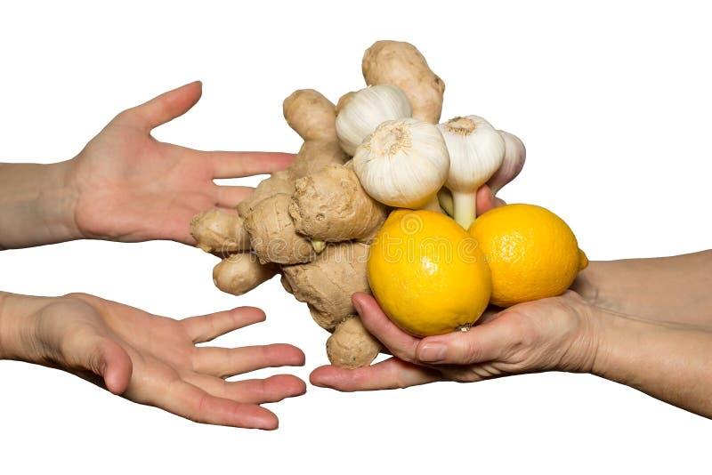 自然食物 免版税图库摄影