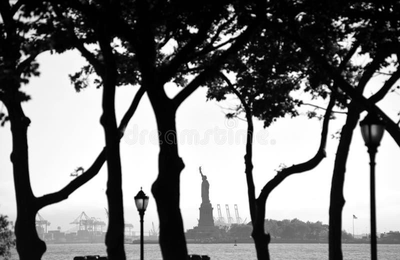 自由女神像,纽约,美国 免版税图库摄影