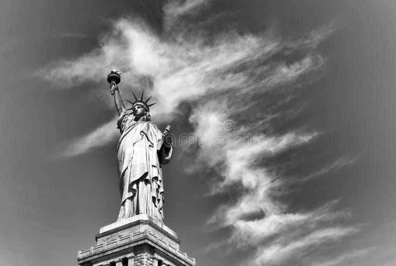 自由女神像,纽约,美国 免版税库存图片