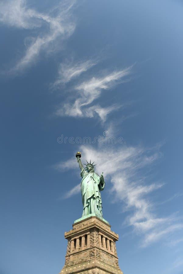 自由女神像,纽约,美国 库存照片