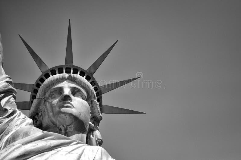自由女神像,纽约, NY,美国 库存照片