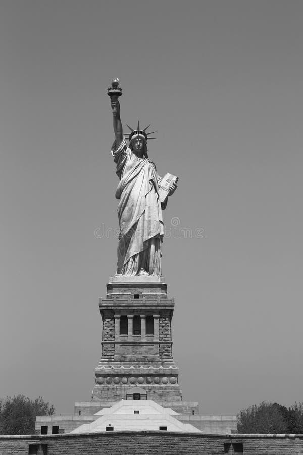 自由女神像 免版税库存照片