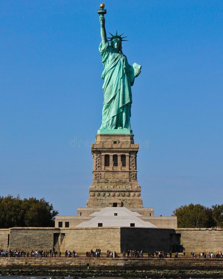 自由女神象, NYC 库存图片