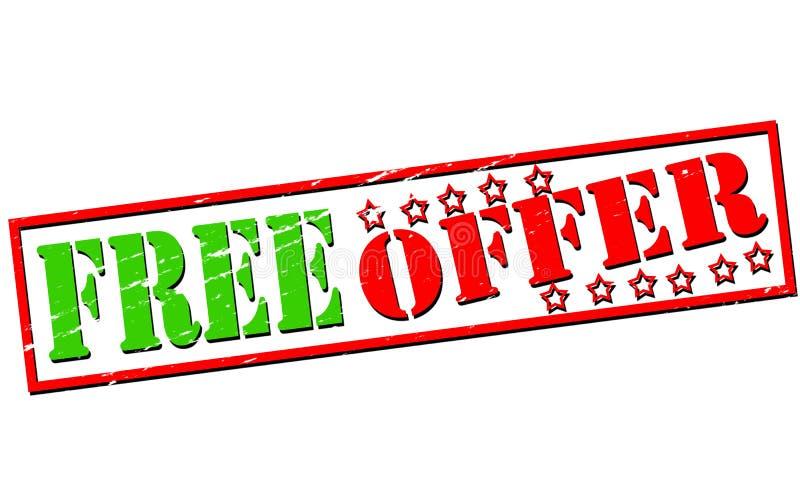 自由开价 免版税库存图片