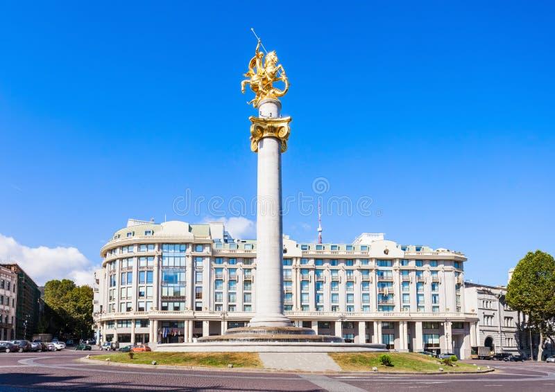 自由纪念碑 免版税库存照片