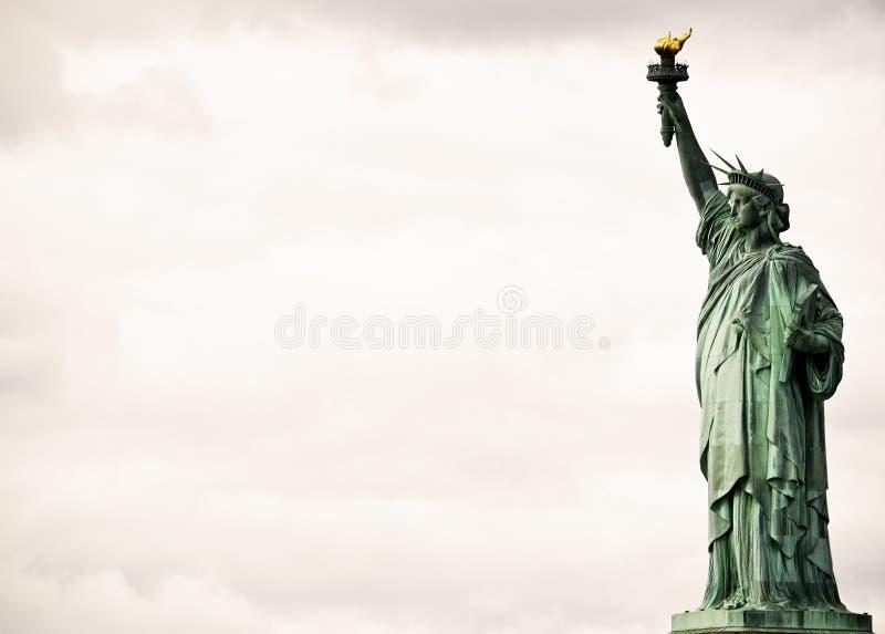 自由雕象 图库摄影