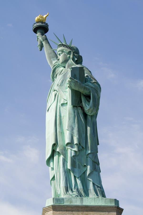自由雕象 免版税库存图片