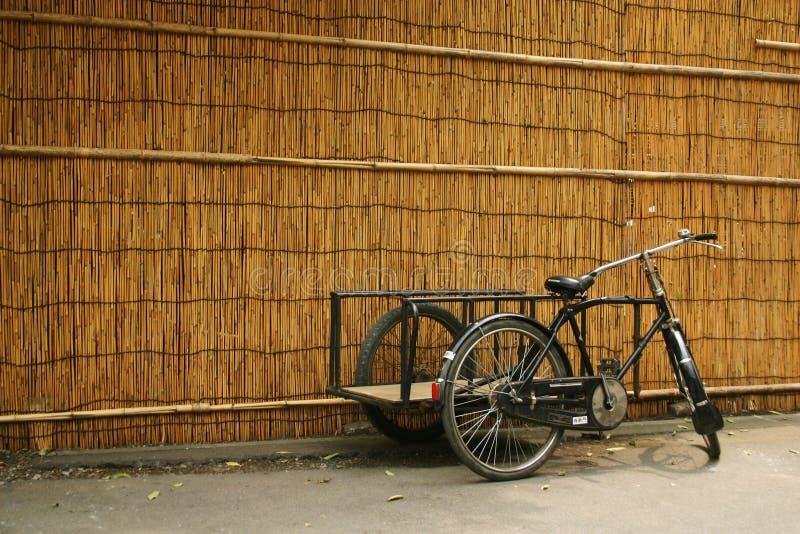 自行车发运 图库摄影