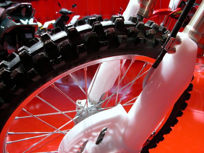 自行车山 图库摄影