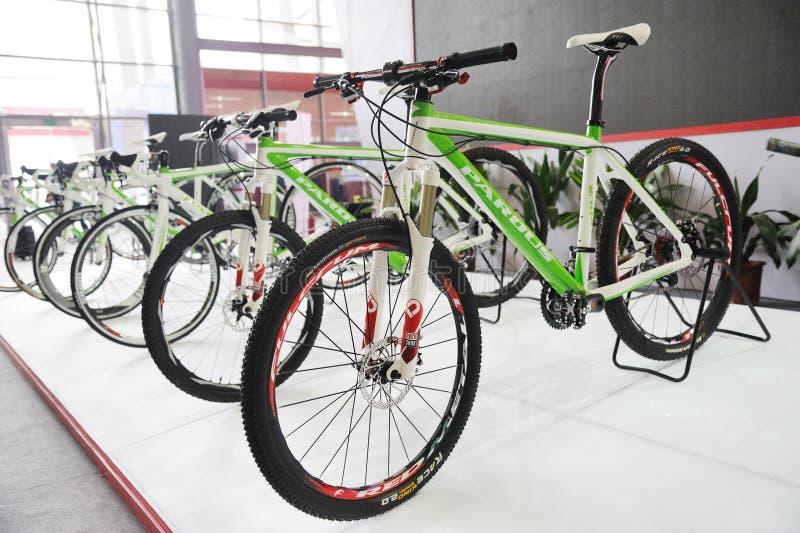 自行车山pardus 免版税库存照片